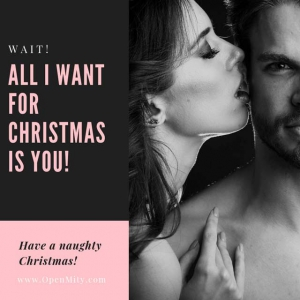 Sexy-Christmas-quotes-all-I-want-for-Christmas-is-you