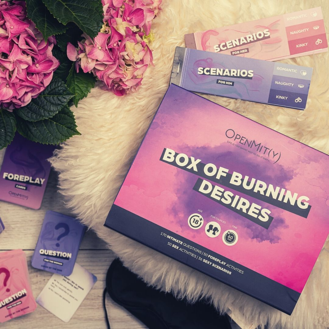 Box of Burning Desires Game