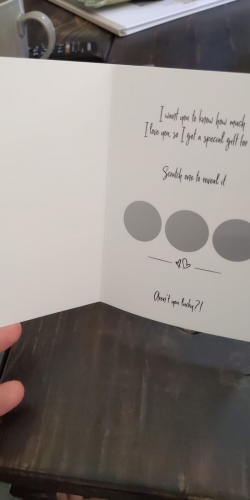 Rude Valentine's Day Card photo review