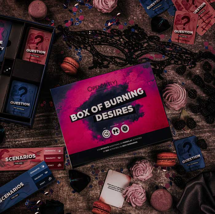 Box-of-Burning-Desires-game-OpenMity-Anniversary-gift